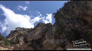 Ardèche - Canyon de Pissevieille