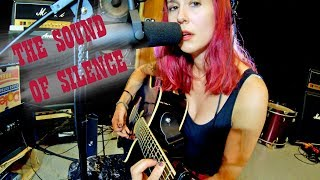 The Sound of Silence (acoustic cover by Sandra Szabo)