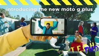 Moto G6 Plus 2018 Smartphone Official Commercial Review