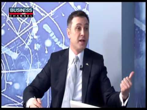 TURK PARTİ Genel Başkanı Ahmet Eyüp Özgüç, Business Channel Turk   14 03 2015