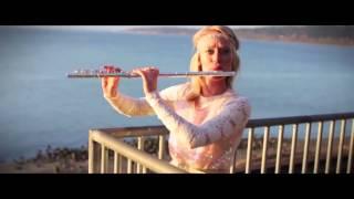 Crystallize Lindsey Stirling Dubstep Violin Original Song Mix Flute