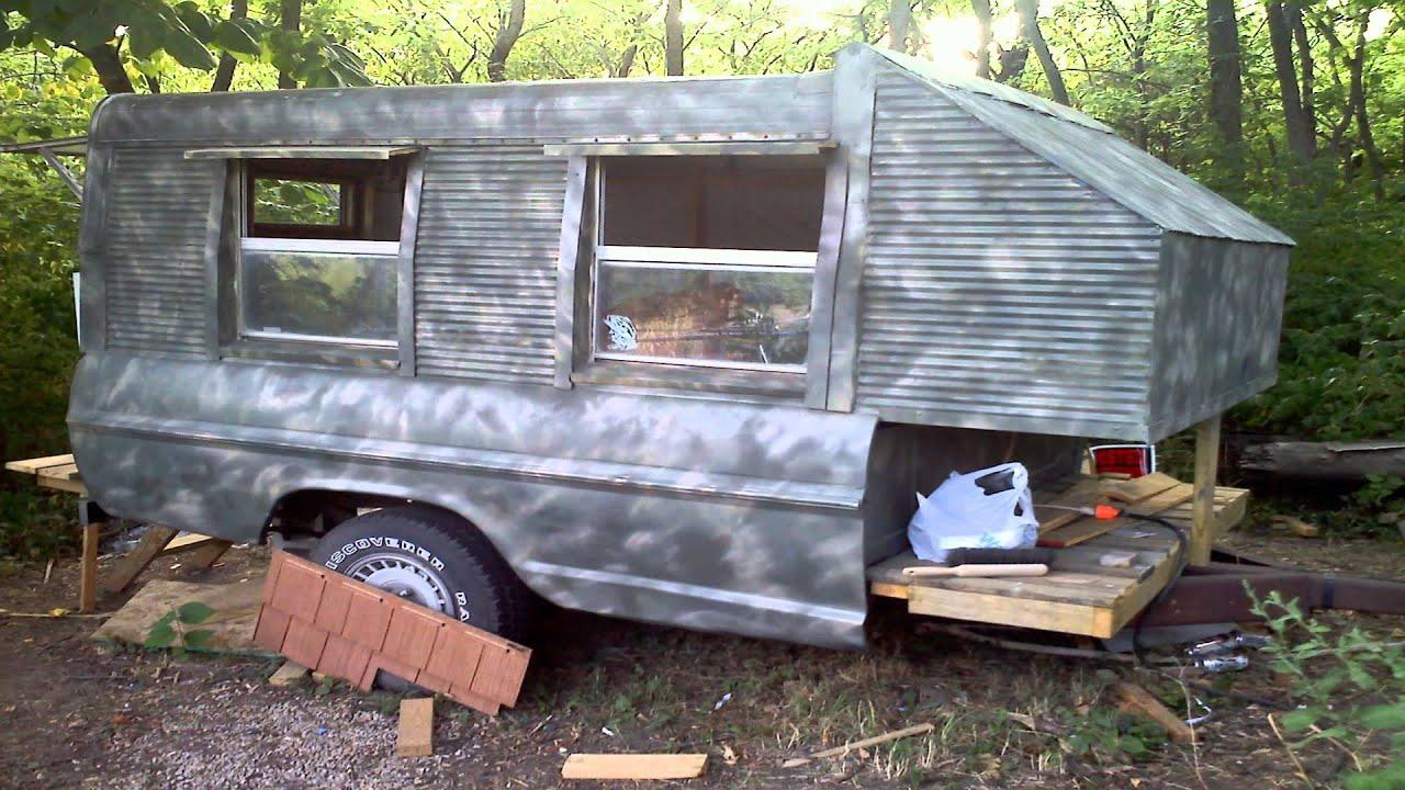 truckbed camper - Home Built Truck Camper Plans