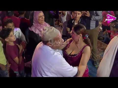 احلى رقصة سلو ابو العريس مع الرقاصة على انغام الوحش ايمن شحتة