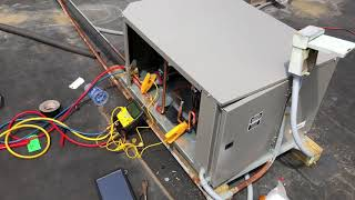 Refrigeration Life # 10. Condensing Unit Changeout For Walk In Cooler