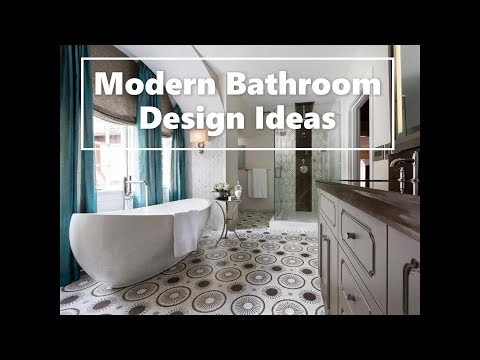 modern-bathroom-trends-2020---50-design-ideas