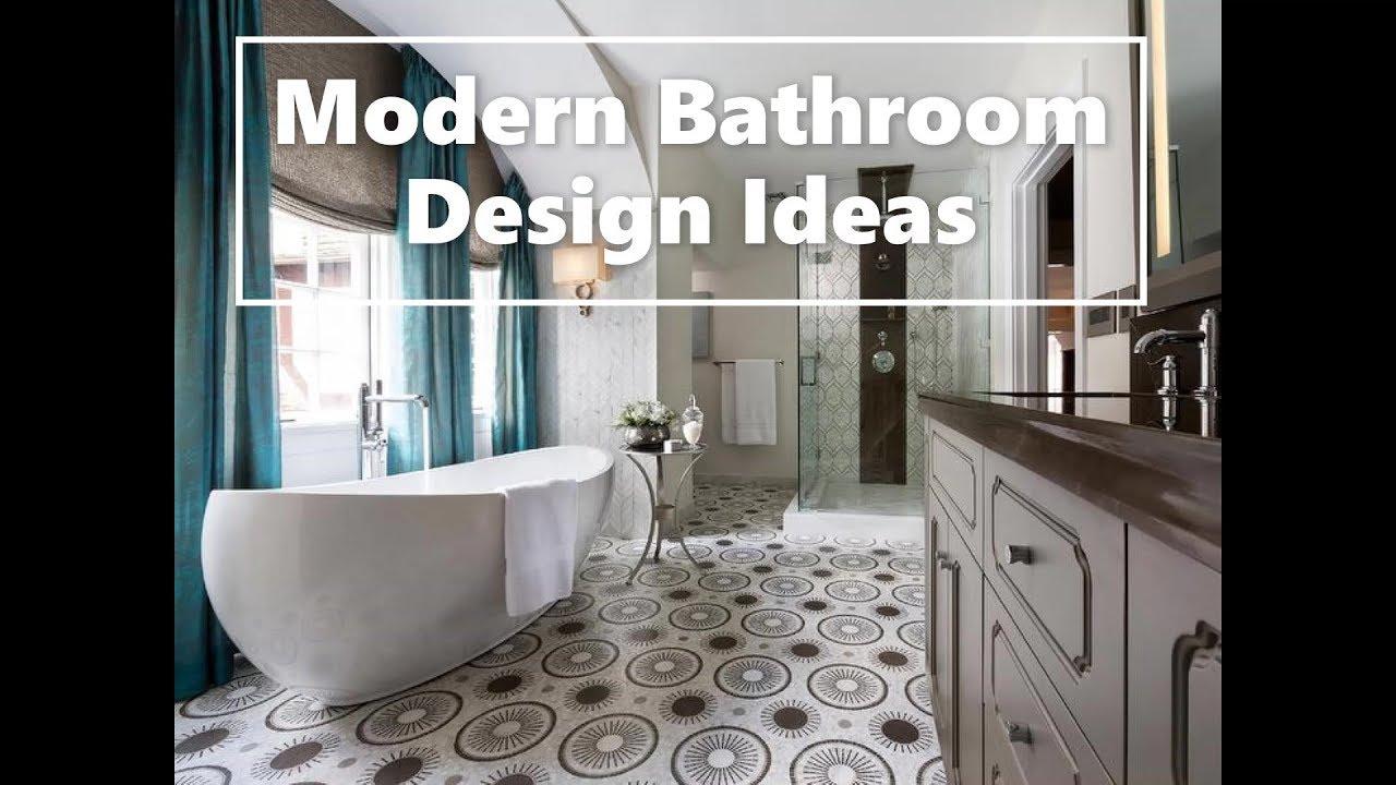 Modern Bathroom 2020 Design Trends