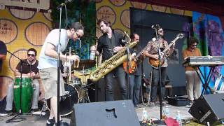 Budos Band - Chicago Falcon - Live @ City Winery NYC 2009