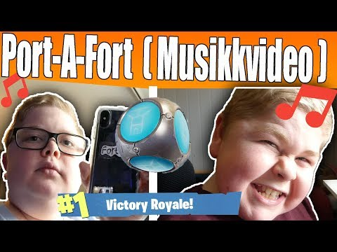 Port-A-Fort (Offisiell Musikkvideo)