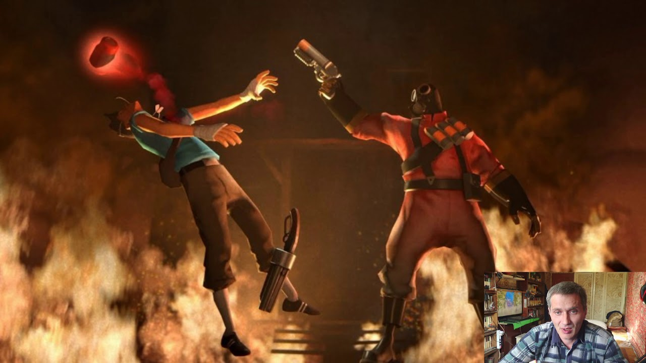 Valve заморозила поддержку Team Fortress 2 - YouTube