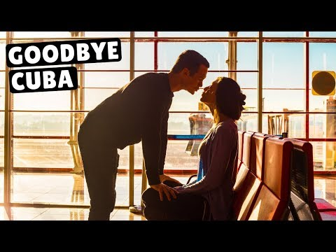 AIRBNB DRAMA | Flying From Cuba To St. Martin | American Airlines