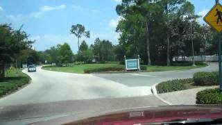 № 878 США Гостиница Resort Saratoga Springs Disney Florida