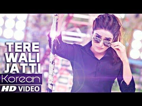 Mere Wali Jatti (full Video)-new Panjabi Song B-Sony Korean Video By Google Dj