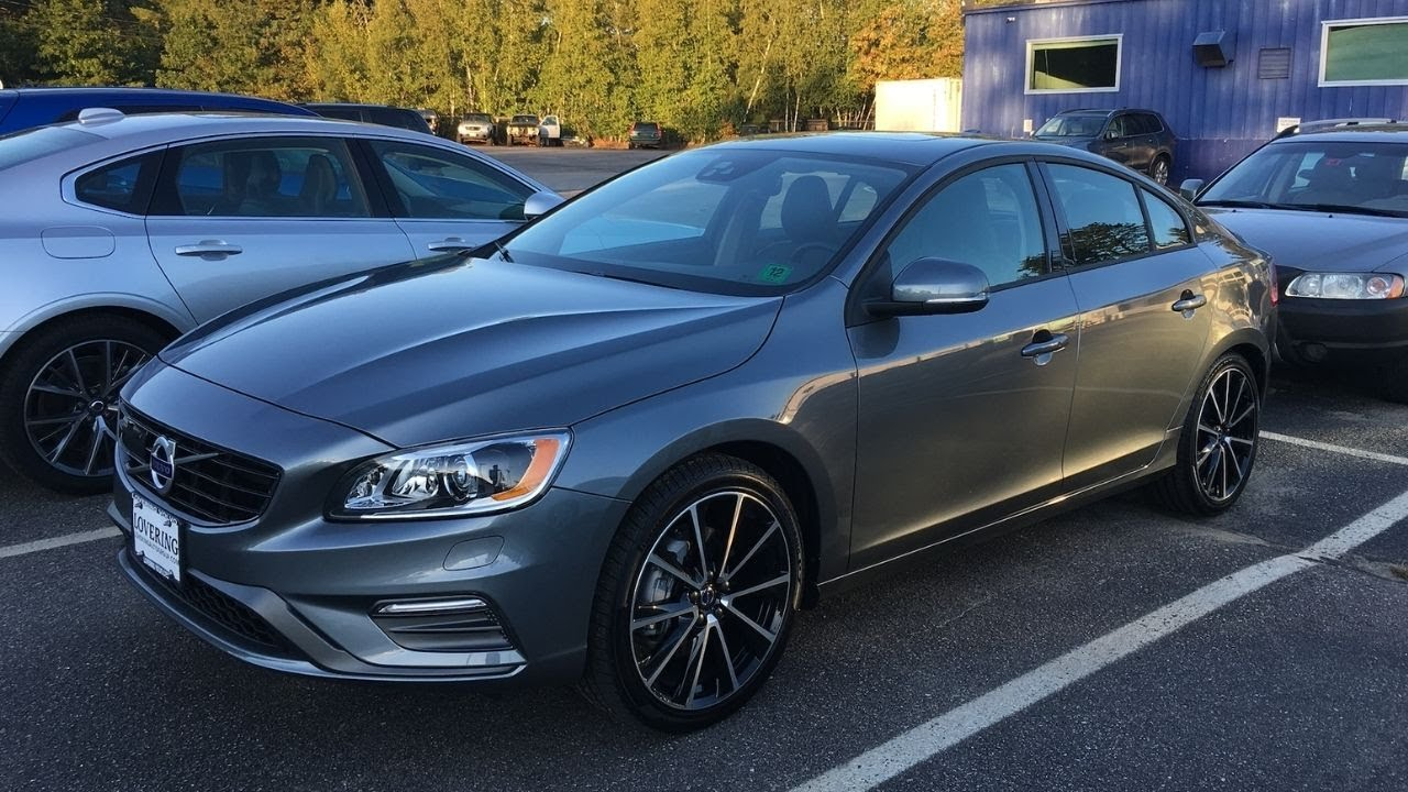 New Car 2017 Volvo S60 T5 Awd