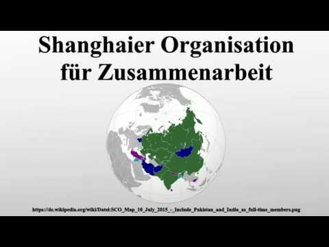 Shanghaier Organisation für Zusammenarbeit