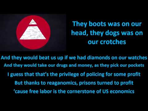 Killer Mike   Reagan lyrics video
