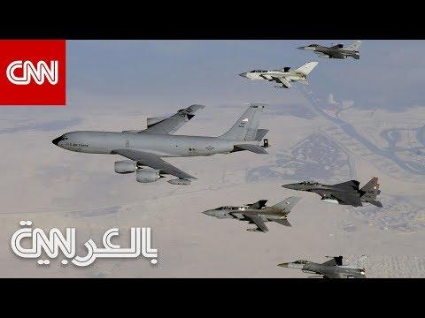 مقارنة بين سلاح الجو الإيراني والأمريكي  - نشر قبل 3 ساعة