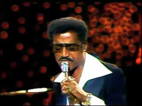 Flip Welcomes Sammy Davis Jr.