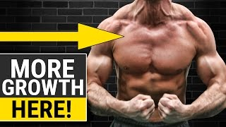 How To Build A Bigger Upper Chest! | TRY THIS SUPERSET FOR MORE MUSCLE GROWTH!!
