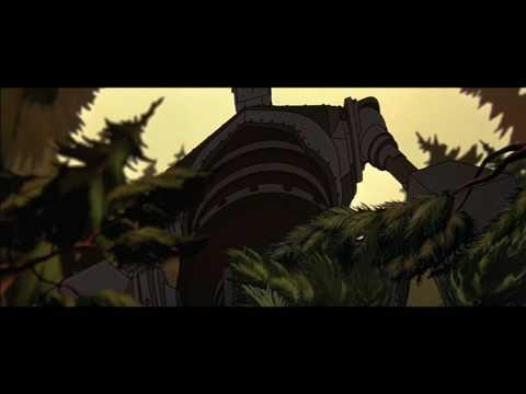 The iron giant il gigante di ferro trailer americano