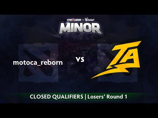 Motocare vs Thunder Predator Game 3 - StarLadder ImbaTV SA Qualifier: Losers' Round 1