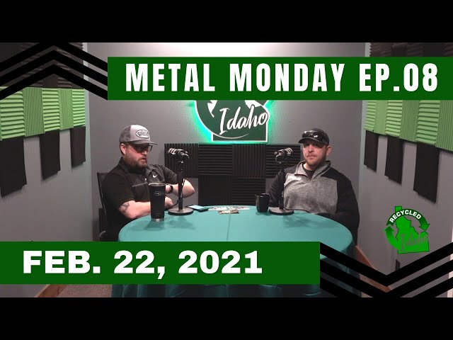 Metal Monday #8 with Nick and Brett, 2021