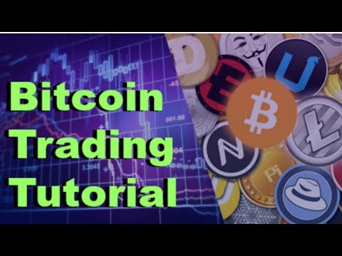 Cryptocurrency Trading Tutorial For Beginners Part 1 | Best