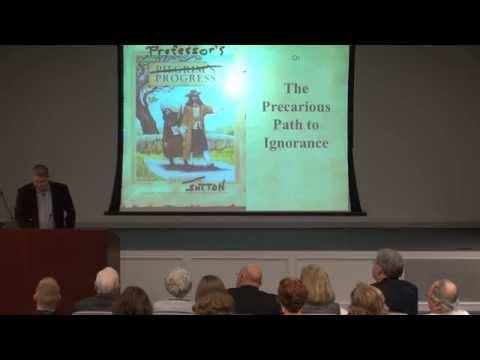 Moran address John Sutton