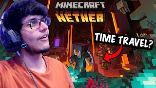 Something Went Wrong in Time Travel!! [Minecraft]