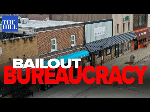 Krystal and Saagar: Rotten system exposed by worker, business frustration with bailout bureaucracy