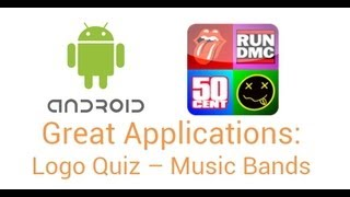Great Android Apps: Logo Quiz - Music Bands