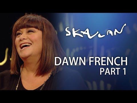 Dawn French Interview   Part 1   Skavlan