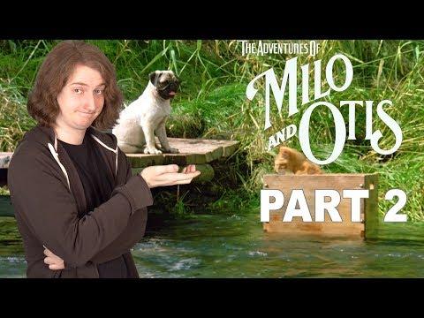 Milo and Otis, Part 2 (1989) - Delta Reviews