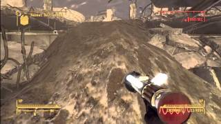 Hazmat Suit & Hazmat Darklight Cowl Location Fallout New Vegas Old World Blues (HD 1080p)