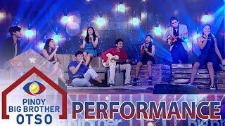 "PBB Big Otso Concert: Team Lie sings original composition ""Ako't Ikaw"""