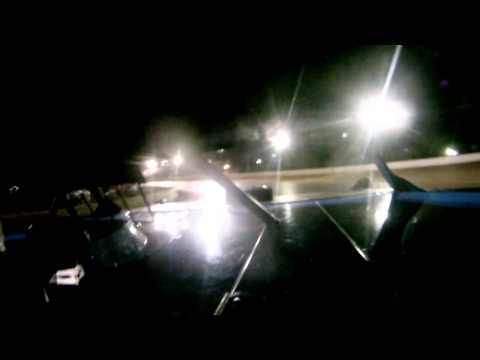Justin Wells In-Car Tri-State Speedway (Uncut) 4.14.12