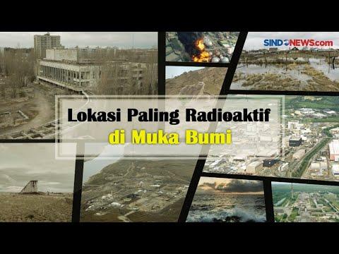 Lokasi Paling Radioaktif di Muka Bumi