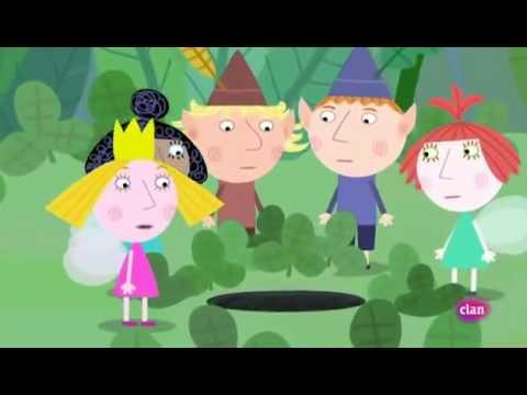 El pequeño reino de Ben y Holly 1x19 - Gaston desaparece