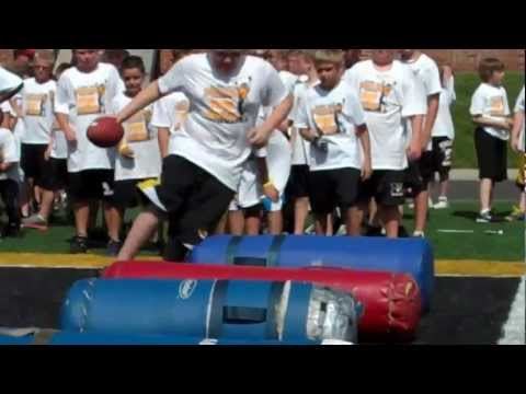 Missouri Tigers Youth Football Camp