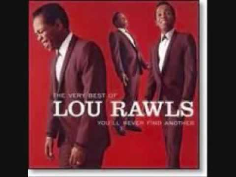 LOU RAWLS   Let Me Be Good To You The Very Best Of LOU RAWLS