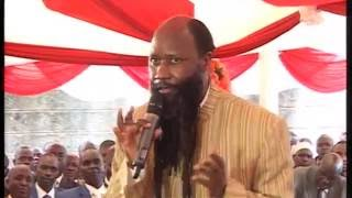 """""""FASTING DRAWS YOU CLOSER TO THE HOLY SPIRIT OF GOD - PROPHET DR. OWUOR"""""""