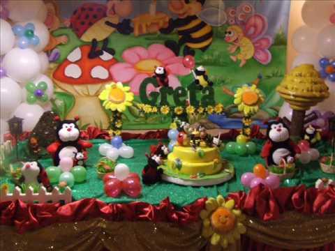 feste di compleanno per bambini youtube
