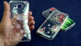 ОБЗОР: Шикарный Силиконовый Чехол-Накладка для Samsung Galaxy J3 SM-J320 (J3109) 2016 года(Цена и наличие тут: ..., 2016-06-25T09:58:30.000Z)