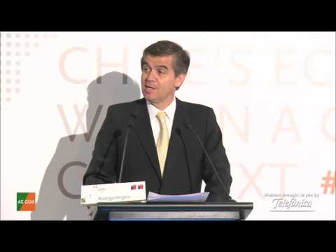 Rodrigo Vergara on Chile's Economic Outlook – Santiago 2016