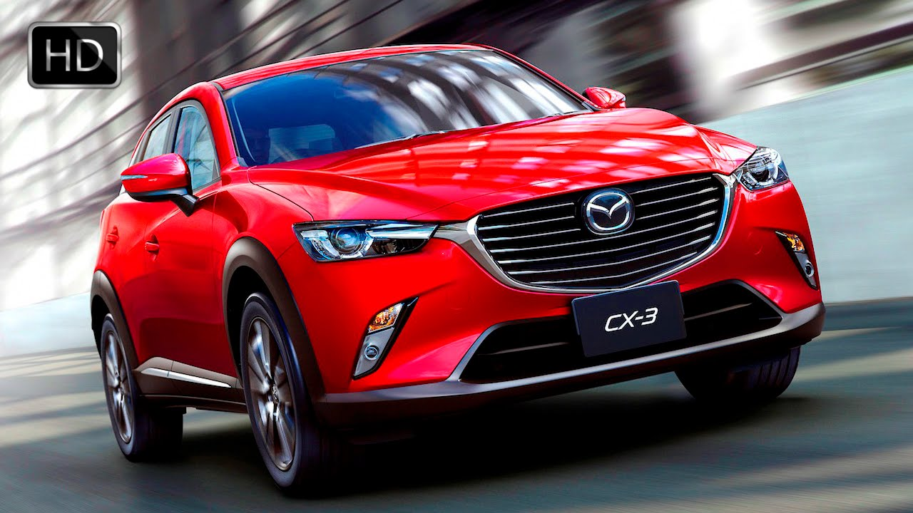 video 2016 mazda cx 3 compact crossover suv skyactiv. Black Bedroom Furniture Sets. Home Design Ideas