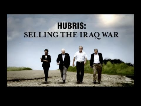 """Hubris"" (Full Film) Iraq War Documentary - Rachel Maddow (02-18-2013)"
