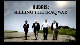 """""""Hubris"""" (Full Film) Iraq War Documentary - Rachel Maddow (02-18-2013)"""