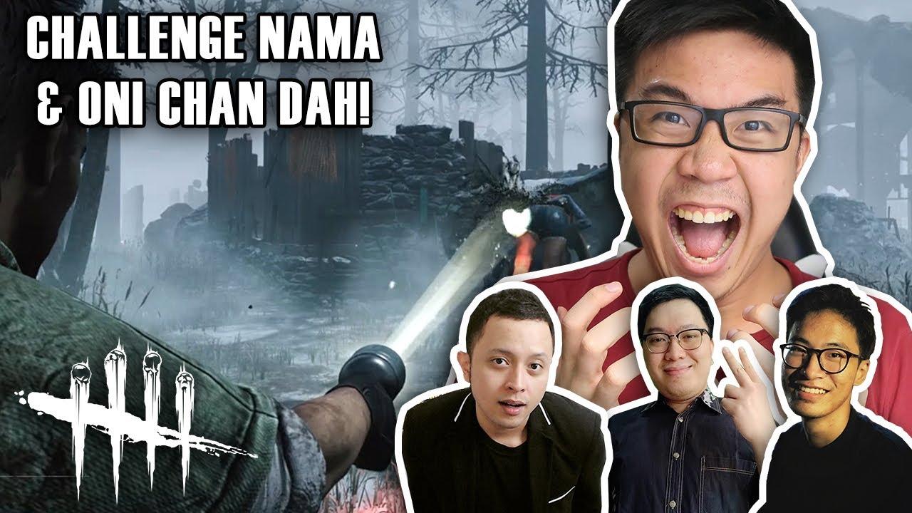 Challenge Manggil Nama & Jadi Oni-chan! - Dead by Daylight Indonesia