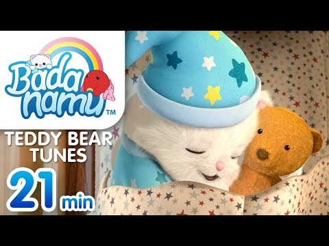 Teddy Bear Tunes | Badanamu Compilation