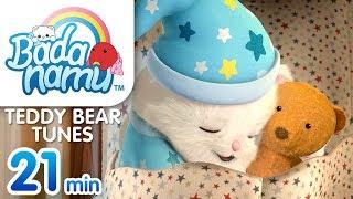 Teddy Bear Tunes | Badanamu Compilation l Nursery Rhymes & Kids Songs