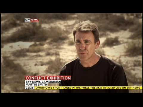 Sky News Frontline Report